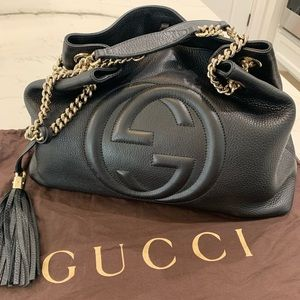 Gucci Hobo Soho Bag
